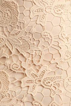 Gold Lace Fabric, Puff Sleeves, Modcloth, Midi Skirt, Romance, Cream, Crochet, Pink, Crafts