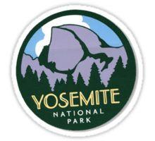Yosemite Sticker  Sticker