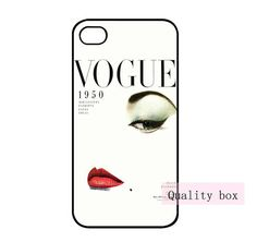 vogue Photo iphone 4/4s case -Young fashion lady iphone 4 case 4s case cell phone for iphone 4 4s case.
