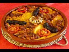 Como hacer un arroz al horno casero - YouTube Tasty, Yummy Food, Menu, Ethnic Recipes, Youtube, Blog, Gastronomia, One Pot Dinners, Spanish Rice