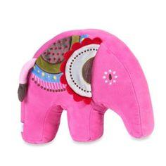 KAS® Kids Abbey Elephant Toss Pillow - BedBathandBeyond.com