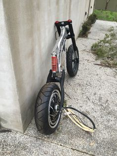 CNC pitbike with conversion - Endless Sphere Electric Car Kit, Electric Dirt Bike, Electric Motor For Car, Best Electric Scooter, Suzuki Cafe Racer, Cafe Racer Motorcycle, Motorbike Design, Bicycle Design, Bike Sketch