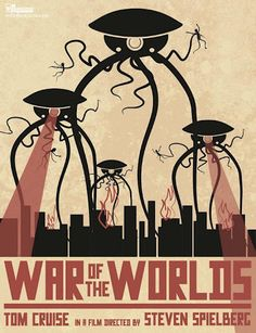 War of the worlds - Tom Cruise - Steven Spielberg