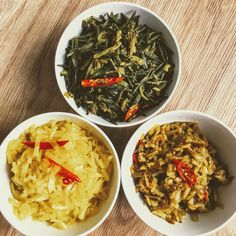 Three Simple Vegetable Stir-Frys  Bangladeshi Bhaji  Borboti Bhaji  Pepe Bhaji  Lau Bhaji