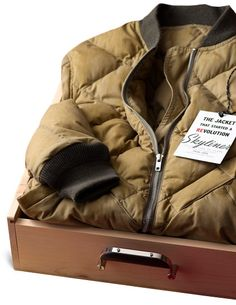 Valet. > Style > Profiles & Features > Anatomy of a Classic: The Skyliner Down Parka Jacket