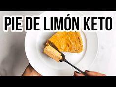 🍋🥧 KETO KEY LIME PIE   PIE DE LIMON KETO POSTRE FACIL Y RAPIDO   Manu Echeverri - YouTube Pie Pie, Keto, Key Lime Pie, Cornbread, Ethnic Recipes, Youtube, Food, Juicing, Millet Bread