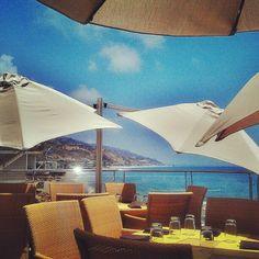 Perfect day on the terrace. #MalibuBeachInn #CarbonBeachClub #Malibu #restaurant #oceanfront #dining #beach #ocean #travel