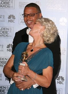 Pin for Later: 26 Stars Qui N'ont Pas Su Résister au Charme d'Helen Mirren Terrence Howard