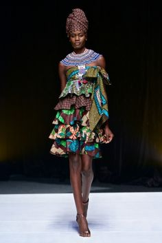 Jacques La Grange Couture @ Design Indaba 2014, Day 3 – South Africa, Cape Town | FashionGHANA.com (100% African Fashion)