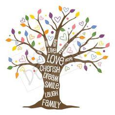 A tree of happy!