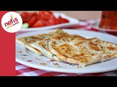 Karışık Pratik Gözleme - Nefis Yemek Tarifleri Turkish Recipes, Ethnic Recipes, Homemade Beauty Products, Iftar, Crepes, Quiche, Brunch, Health Fitness, Waffle
