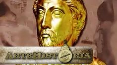 Pequeño vídeo que muestra la evolución del retrato romano (la calidad de imagen y sonido no acompaña mucho)