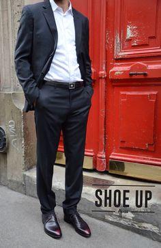 TGIF  Thank God It's Friday !!!! #shoeup #shoe #menstyle #shoeporn #shoemaker #mensfashion #craftsmanship #leather #chaussures #homme