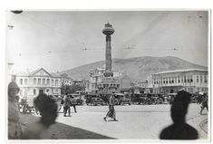 Konak, İzmir Old Pictures, Old Photos, Paris Skyline, Istanbul, Louvre, Old Things, Building, Travel, Photographs