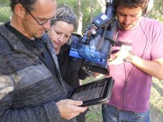 La guía Entumano en Conectando España (TVE)