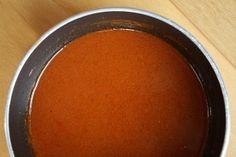 Homemade Enchilada Sauce Recipe   Recipe Girl