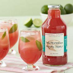 Watermelon Mojito Mixer - Yummy!