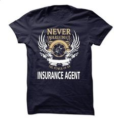 I Am An Insurance Agent - #champion hoodies #men dress shirts. CHECK PRICE => https://www.sunfrog.com/LifeStyle/I-Am-An-Insurance-Agent-40895365-Guys.html?id=60505