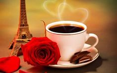 love Paris!love coffee