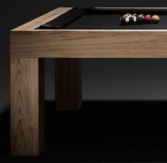 Quintessential James Perse Pool Table - My Modern Metropolis