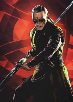 Who else is also obsessed with Kaecilius? He is so awesome. I hope he comes back and they re introduce him into the comics