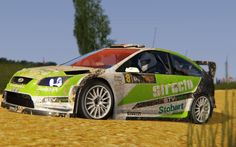 Assetto Corsa - WRC Ford Focus RS 2010 at Rally Poland Shakdown/Gravel V0.8