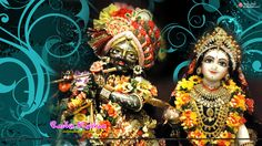 Find the best Lord Krishna Wallpaper 2018 on GetWallpapers. We have background pictures for you! Radha Krishna Temple, Lord Krishna Images, Radha Krishna Pictures, Radha Krishna Photo, Krishna Photos, Hare Krishna, Krishna Art, Shree Krishna Wallpapers, Lord Krishna Hd Wallpaper