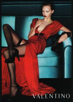 Gemma  Ward for Valentino