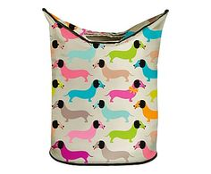 Wasmand Dachshunds In Colours, H 70 cm