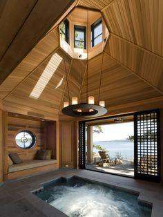 Pacific Northwest House / John Gilmer Architect