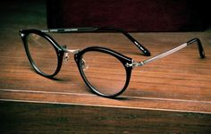 Oh, Oliver!  I would look both smart and sophisticated in these!