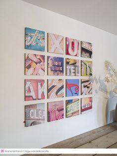 De nieuwe designtrend op het gebied van wanddecoratie! Ogu is opvallend, uniek en gemakkelijk te plaatsen en voorzien van een interessant thema.