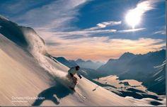 山スキー 山地 自然 高解像度で壁紙