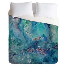 Rosie Brown Diver Paradise Duvet Cover | DENY Designs Home Accessories