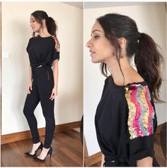 Western Dresses, Western Outfits, Indian Outfits, Stylish Dress Designs, Stylish Dresses, Cute Dresses, Girls Fashion Clothes, Girl Fashion, Fashion Outfits