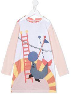 Shoppen Stella Mccartney Kids 'Marnie' Kleid von Kids 21 Hong Kong aus den weltbesten Boutiquen bei farfetch.com/de. In 400 Boutiquen an einer Adresse shoppen.