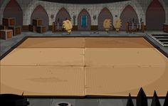 Battle of Littledom Background Art on Behance