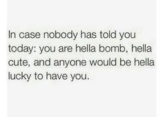 Reminding you