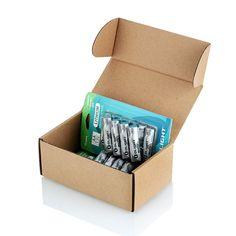Olight Mini EDC Flashlight S2A Best AA Flashlight Cree XM-L2 550 Lumens Powered by 2 Pcs 2900mAh AA Lithium Iron Batteries for Every Day Carry (AA Battery-10pcs)