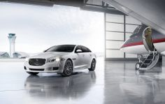 Jaguar XJ Ultimate Wallpapers