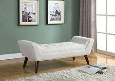 Home Life Curved Foot Bench with Tufted Accents Textured ... https://smile.amazon.com/dp/B01G9B46I0/ref=cm_sw_r_pi_dp_x_t04.ybS9HGKPB