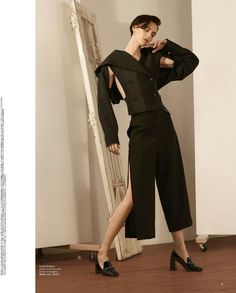 A Strong Fit (The New York Times Style Magazine Singapore)