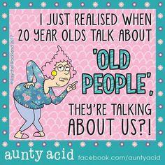LMAO! True too true!