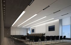 acoustic ceiling corridor - Google Search