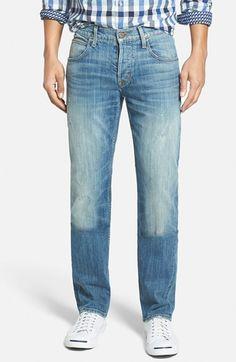 Men's Hudson Jeans 'Byron' Slim Straight Leg Jeans