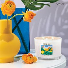 Meadow Candle by Avon