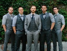 Wedding Planning: Groomsmen Duties in Detail