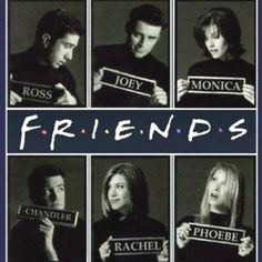 Still the best show ever. #Friends