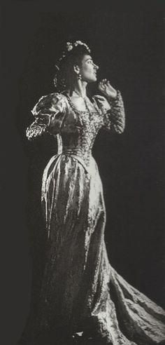 Maria Callas in Elvira di Vincenzo Bellini