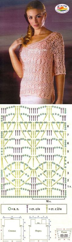Perforated blouse...♥ Deniz ♥